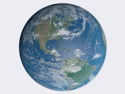 earth science globe