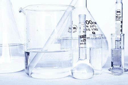 science laboratory glassware