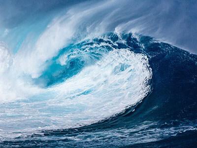 ocean wave earth science