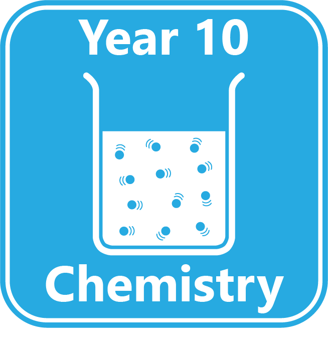 year 10 chemistry Australian national science curriculum