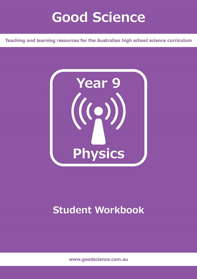 year 9 physics pdf workbook