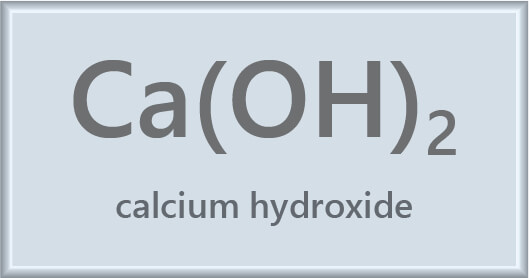 calcium hydroxide chemical symbol