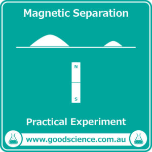 magnetic separation practical laboratory experiment