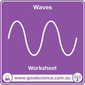 waves worksheet