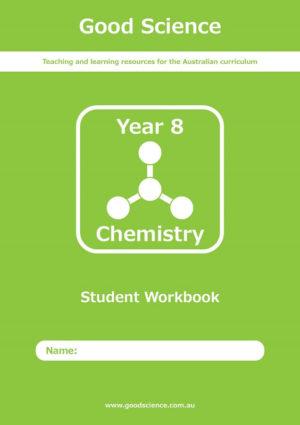 Year 8 Chemistry Print Workbook Australian Curriculum